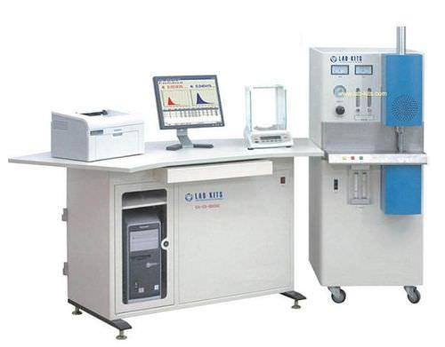 Analysator für organische Stoffe / Rauchgas / Verbrennung / Benchtop