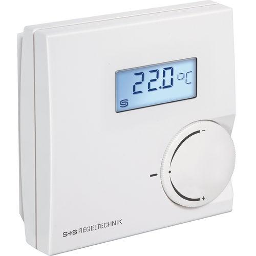 Temperaturmesswandler für Wandmontage / digital / Luft