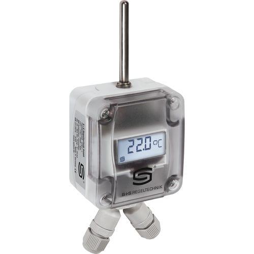 Pt1000-Temperatursensor / für Wandmontage / für Außen