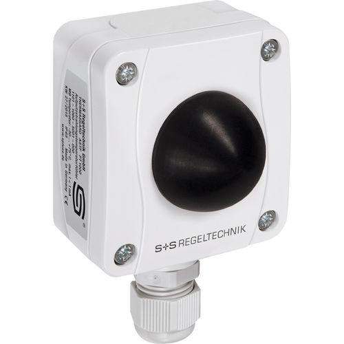 Widerstand-Temperatursensor / für Wandmontage / Aktiv
