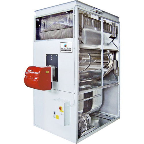 stationärer Heißluftgenerator / Diesel / Gas / Industrie
