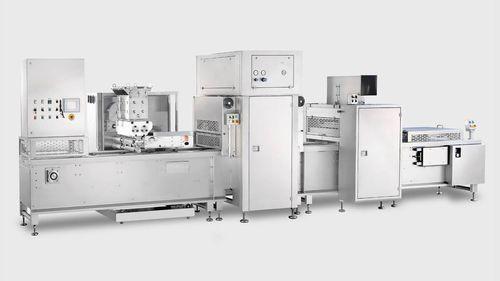 Produktionsanlage / Torten und Quiches