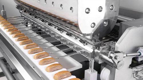 Injektor für die Lebensmittelindustrie