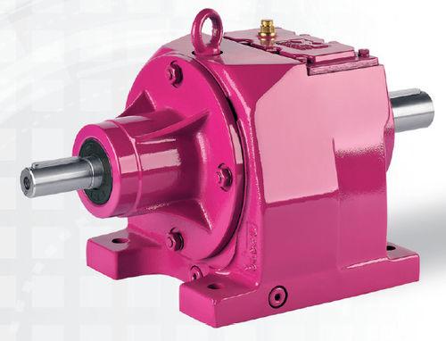Schneckenzahnrad-Getriebe / Koaxial / 3-stufig / zweistufig