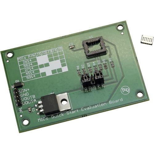 Ammoniakdetektor / Gas / MOS