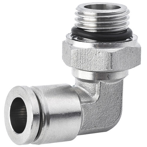 Gewindeanschluss / Push-in / Push-to-Lock / Winkel
