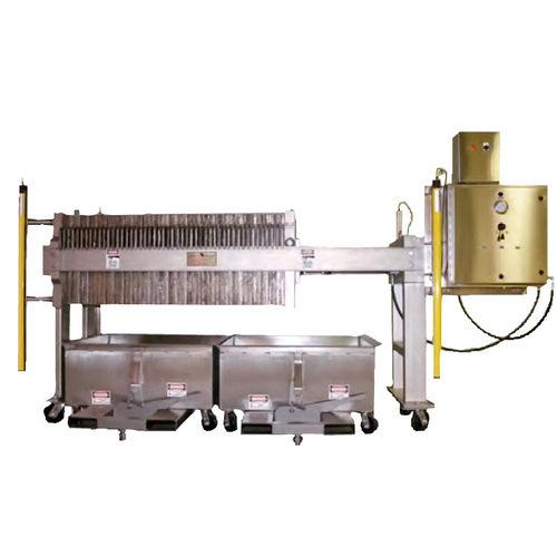 Rahmenfilterpresse / automatisch