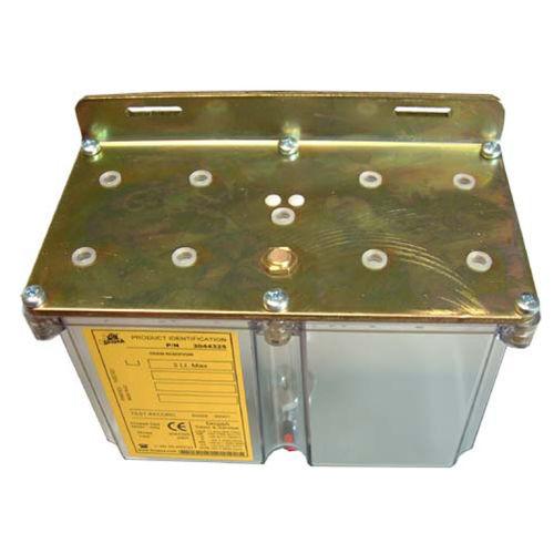 Becken für Schmiermittel / Speicher / Verteilung / vertikal