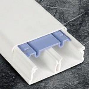 Kabelkanal / Kunststoff / Mini- und Sockelleisten