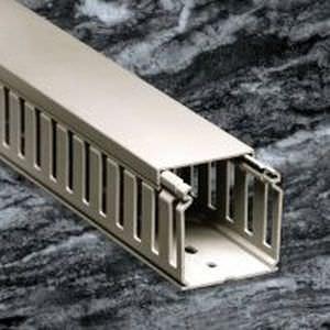 Kabelkanal / Kunststoff / geriffelt