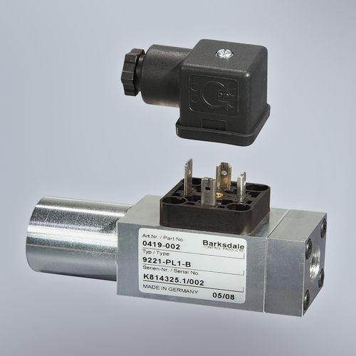 Druckschalter für Öl / Kolben / kompakt