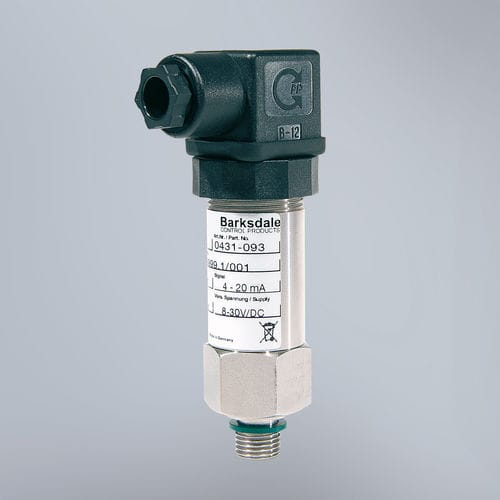 Absolutdrucksensor / Membran / analog / mit frontbündiger Membran
