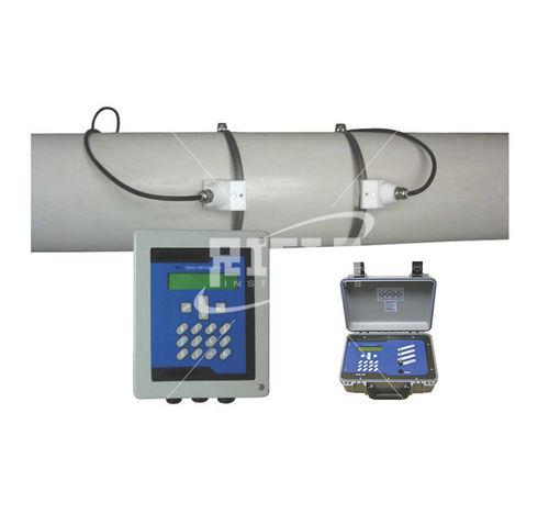 Ultraschall-Durchflussmesser / Doppler-Ultraschall / für Flüssigkeiten / mit Digitalausgang
