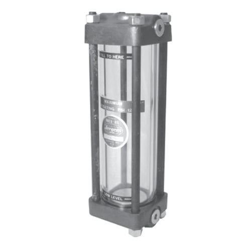 Ölbehälter / vertikal