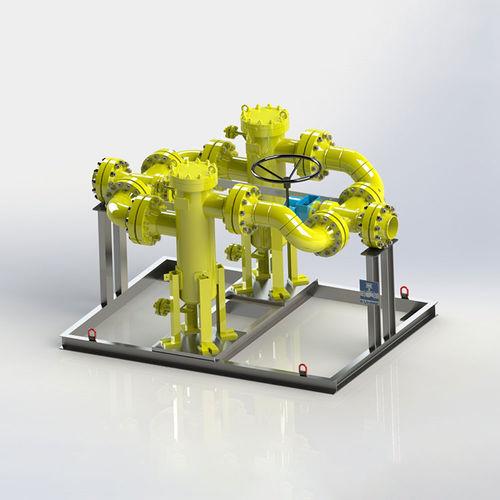Filteranlage für Flüssigkeiten