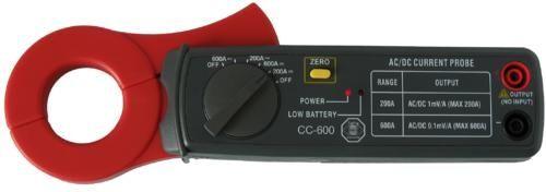 Stromzangen-Multimeter / ohne Anzeige / tragbar / AC / DC