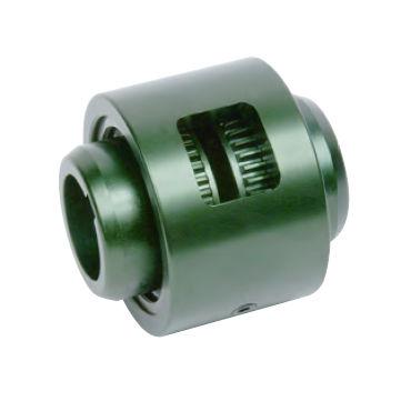 Zahnkupplung / Zylinder