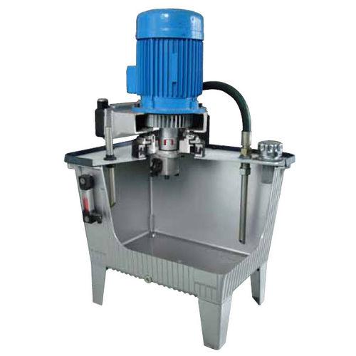 Ölbehälter / für hochviskose Flüssigkeiten / Aluminium / druckfrei