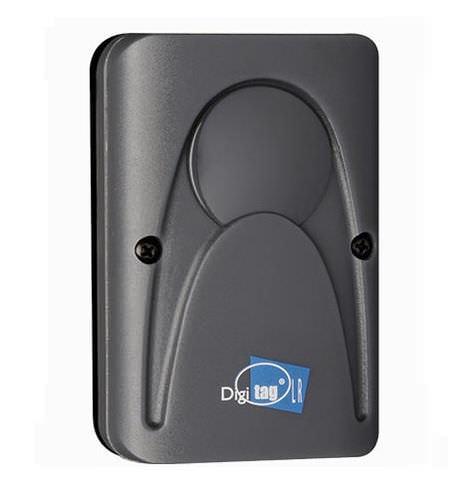 RFID-Leser / Hand / schnurlos / mit großer Reichweite