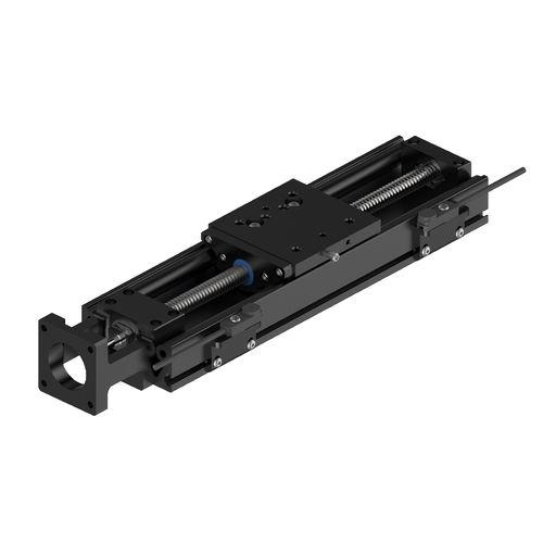 Linearantrieb / elektrisch / Doppel / Gleitspindel