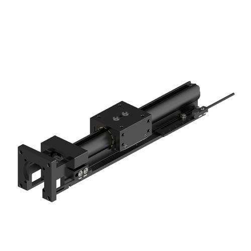 Linearantrieb / elektrisch / Schrittschaltung / Gleitspindel