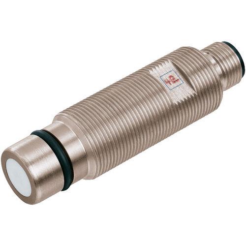 induktiver Näherungsschalter / zylinderförmig mit Gewinde / für Hochdruck / für Hydraulikzylinder