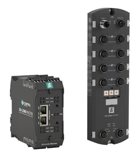 digitales E/A-Modul / EtherNet/IP / Modbus/TCP / 16 E/A