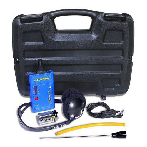 Druckluft-Leckdetektor / Ultraschall / kompakt / mit optischem Alarm