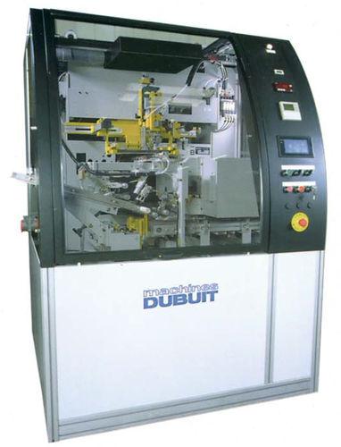 automatische Siebdruckmaschine / monochrom / für zylindrische Produkte