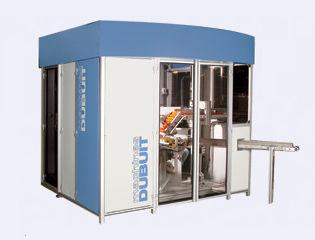 automatische Siebdruckmaschine / 4-Farben / für zylindrische Produkte / flach