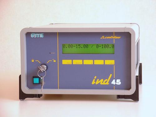 digitales Ohmmeter / Tischgerät / für Sicherheitszwecke / 4-Leiter