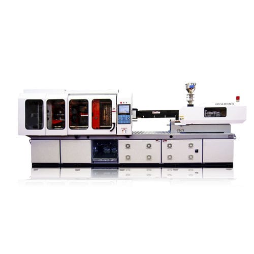 horizontale Spritzgießmaschine - HUARONG PLASTIC MACHINERY CO., LTD.