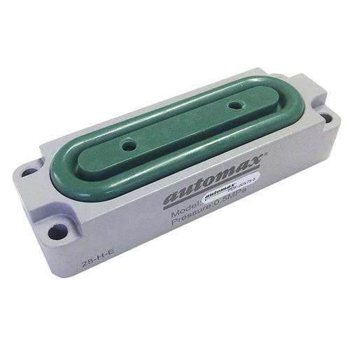 Membranzylinder / pneumatisch / einfach / kolbenstangenlos