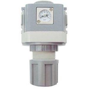 Luftdruckregler / einstufig / mit Manometer