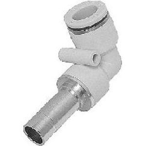 Schnellkupplung / 90°-Winkel / pneumatisch
