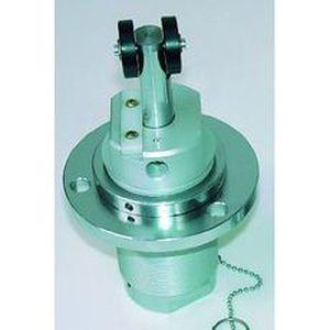 pneumatischer Zylinder / einfach / Einschraub / Stopper