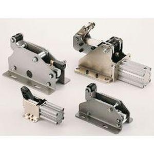 pneumatischer Zylinder / doppeltwirkend / Stopper