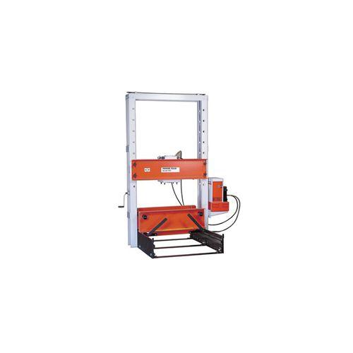 hydraulische Presse / Richt / vertikal / Rollen