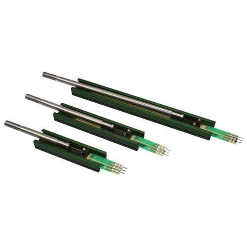 linearer Positionssensor / Potentiometer / kompakt / IP65