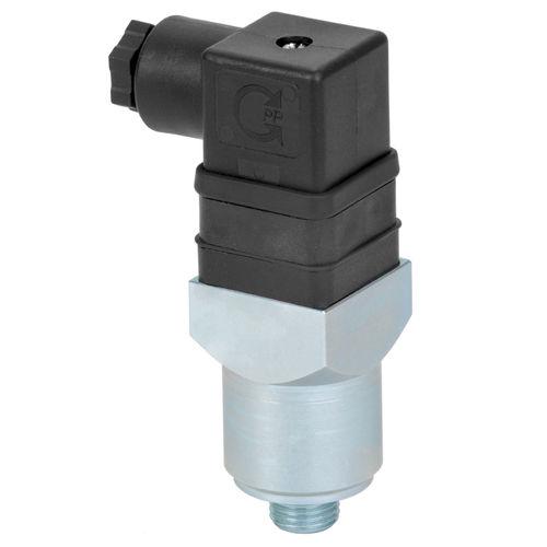 Druckschalter für Luft / für Öl / für Wasser / Membran