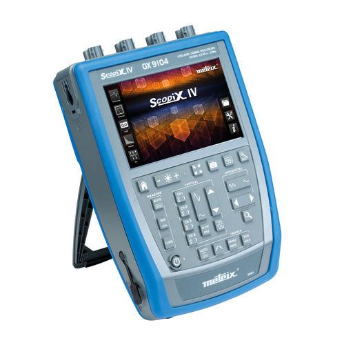digitales Oszilloskop / tragbar