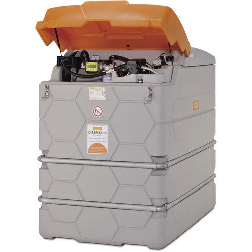 Behälter für Diesel / Polyethylen / selbsttragend / Speicher