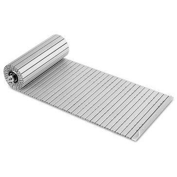 Aluminium-Faltschürze