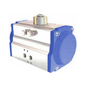 pneumatischer Ventilantrieb / 90°-Dreh / Doppel / einfach