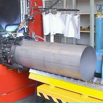 MIG-Schweißmaschine / automatisch / für Stahlbleche