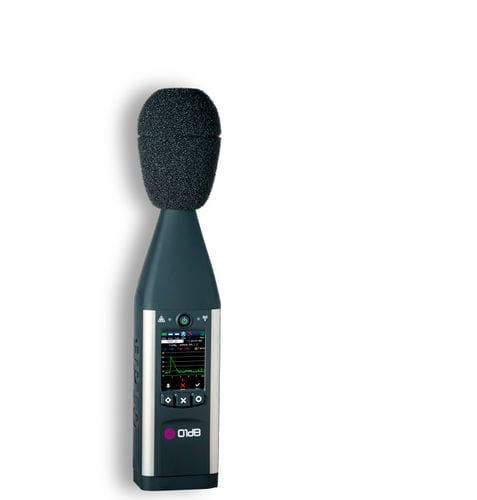 Analysator Schallpegelmesser / Klasse 1 / mit Datenerfassung / Real-Time