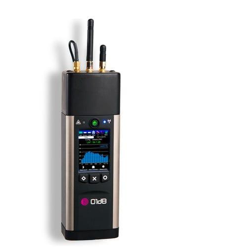 Geräusch-Monitoringstation
