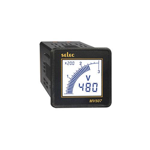 digitales Voltmeter / stationär / AC