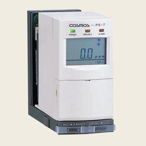 CO-Detektor / Giftgas / O2 / H2S