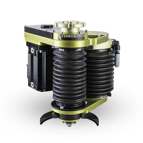 Elektro-Schleifer / Winkel / kompakt / Industrie